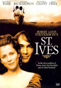 ROBERT LOUIS STEVENSON'S ST. IVES - DVD Movie