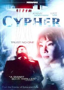 CYPHER - DVD Movie