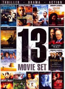 13 MOVIE SET - DVD Movie