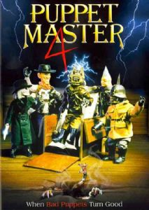 PUPPET MASTER IV:WHEN BAD PUPPETS - DVD Movie