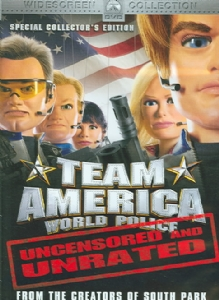 TEAM AMERICA:WORLD POLICE - Format: [DVD Movie]
