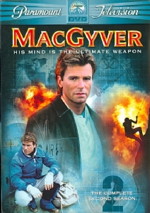 MACGYVER:COMPLETE SECOND SEASON - Format: [DVD Mov