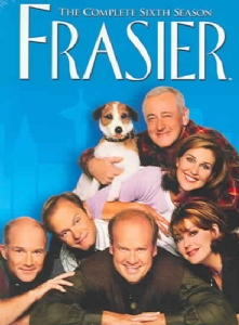FRASIER:COMPLETE SIXTH SEASON - DVD Movie