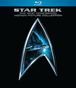 STAR TREK:NEXT GENERATION MOTION PICT - Format: [B