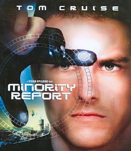 MINORITY REPORT - Blu-Ray Movie