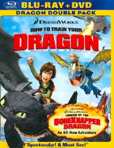 HOW TO TRAIN YOUR DRAGON - Blu-Ray Movie