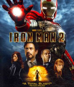 IRON MAN 2 - Blu-Ray Movie