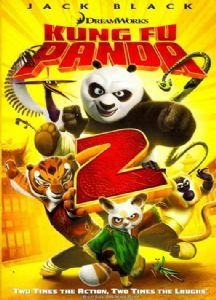 KUNG FU PANDA 2 - DVD Movie