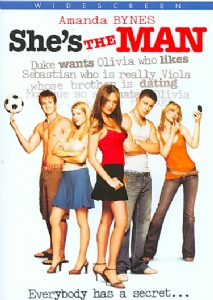 SHE'S THE MAN - Format: [DVD Movie]