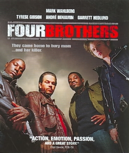FOUR BROTHERS - Format: [Blu-Ray Movie]
