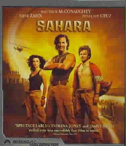 SAHARA - Format: [Blu-Ray Movie]