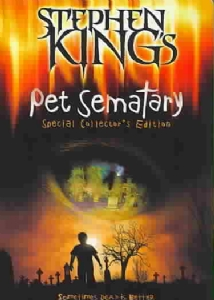 PET SEMATARY - Format: [DVD Movie]