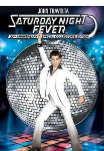 SATURDAY NIGHT FEVER 30TH ANNIVERSARY - Format: [D