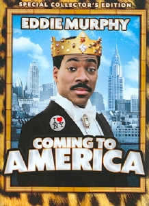COMING TO AMERICA SPECIAL COLLECTOR'S - Format: [D