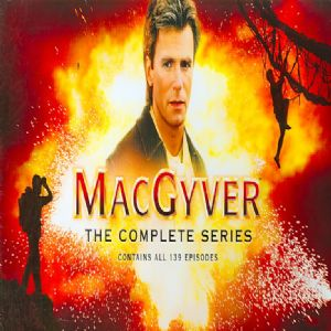 MACGYVER:COMPLETE SERIES - Format: [DVD Movie]