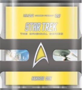 STAR TREK:ORIGINAL SERIES:SSN 1 REMA - Format: [DV