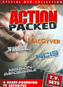 TV SETS:ACTION PACKED - Format: [DVD Movie]