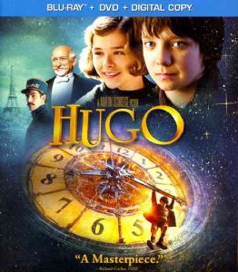 HUGO - Blu-Ray Movie