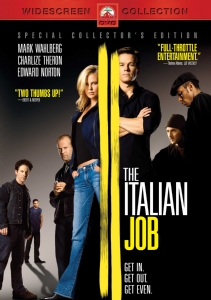 ITALIAN JOB:SPECIAL EDITION - DVD Movie