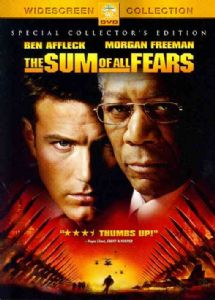 SUM OF ALL FEARS - DVD Movie