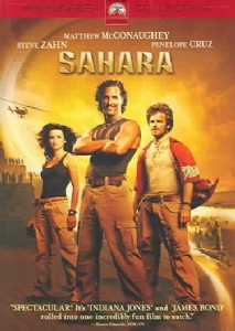SAHARA - Format: [DVD Movie]