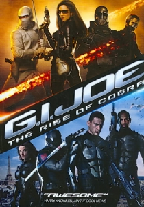 GI JOE:RISE OF COBRA - DVD Movie