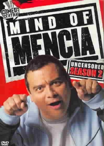 MIND OF MENCIA:UNCENSORED SEASON 2 - Format: [DVD 
