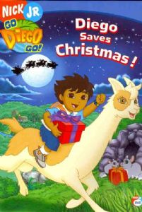 GO, DIEGO, GO!:DIEGO SAVES CHRISTMAS - Format: [DV