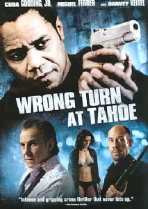 WRONG TURN AT TAHOE - DVD Movie