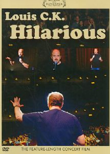 LOUIS CK:HILARIOUS - DVD Movie