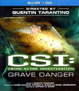 CSI:CRIME SCENE INVESTIGATION GRAVE D - Blu-Ray Mo