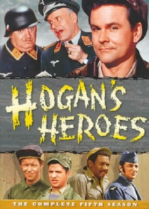 HOGAN'S HEROES:COMPLETE FIFTH SEASON - Format: [DV