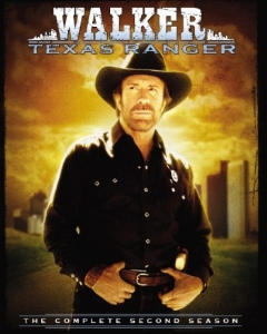WALKER TEXAS RANGER:COMPLETE SECOND S - Format: [D