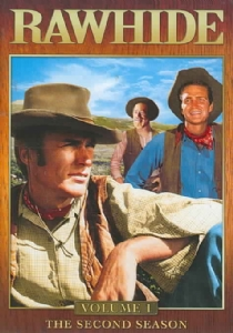 RAWHIDE:SEASON 2 VOL 1 - Format: [DVD Movie]
