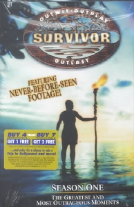 SURVIVOR SEASON 1:GREATEST & MOST OUT - Format: [D