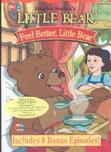 LITTLE BEAR:FEEL BETTER LITTLE BEAR - Format: [DVD