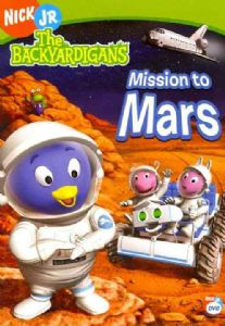 BACKYARDIGANS:MISSION TO MARS - Format: [DVD Movie