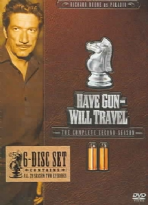 HAVE GUN WILL TRAVEL:COMPLETE SECOND - Format: [DV