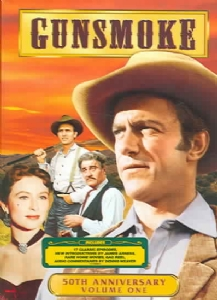 GUNSMOKE:50TH ANNIVERSARY EDITION V1 - Format: [DV