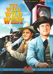 WILD WILD WEST:COMPLETE FIRST SEASON - Format: [DV