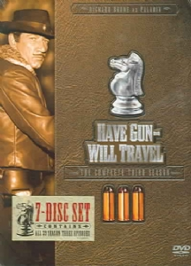HAVE GUN WILL TRAVEL:COMPLETE THIRD S - Format: [D