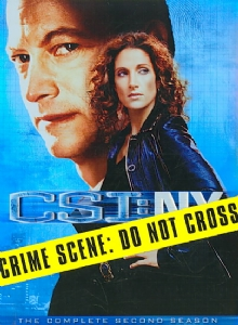 CSI:NY THE COMPLETE SECOND SEASON - Format: [DVD M