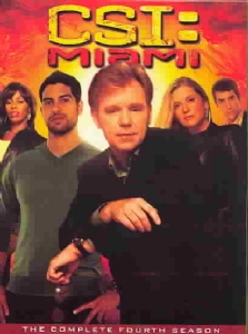 CSI:MIAMI THE COMPLETE FOURTH SEASON - Format: [DV