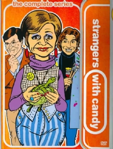 STRANGERS WITH CANDY:COMPLETE SERIES - Format: [DV
