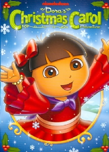 DORA THE EXPLORER:DORA'S CHRISTMAS CA - DVD Movie