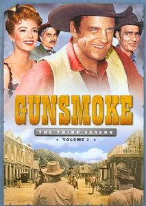 GUNSMOKE:THIRD SEASON VOL 2 - Format: [DVD Movie]