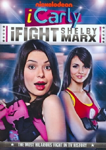 ICARLY:IFIGHT SHELBY MARX - DVD Movie