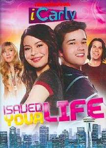ICARLY:ISAVED YOUR LIFE - DVD Movie