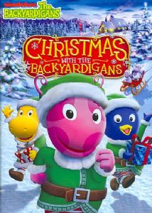 BACKYARDIGANS:CHRISTMAS WITH THE BACK - DVD Movie