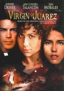 VIRGIN OF JUAREZ - Format: [DVD Movie]